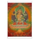 Manjusri Buddha Poster Large