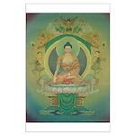 Buddha Poster Large