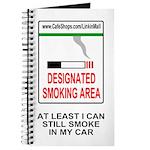 Cigarette Smoking Ban<BR>Tobacco Cessation Journal