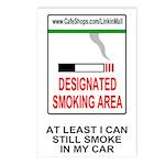 Cigarette Smoking Ban<BR>Tobacco Postcards