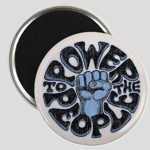 Power to the People 1017 Magnet