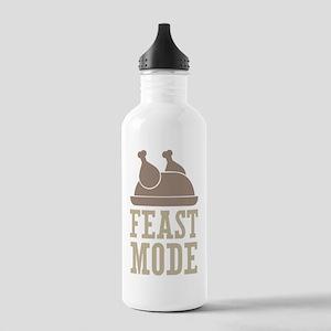 Feast Mode Thanksgivin Stainless Water Bottle 1.0L