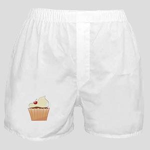 Cherry Cupcake Boxer Shorts