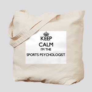 Keep calm I'm the Sports Psychologist Tote Bag