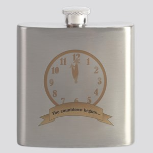 The Countdown Flask