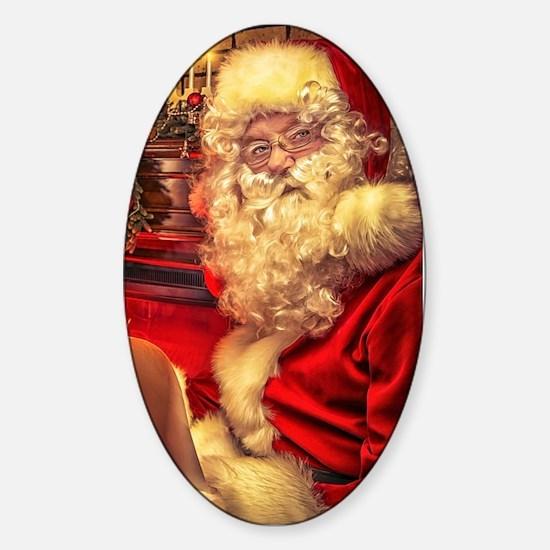 Santa Claus 4 Decal