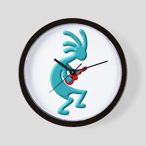 Ukulele Wall Clock