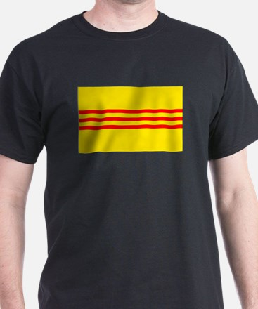 Old South Vietnam Flag T-Shirt