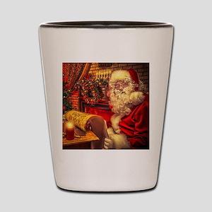Santa Claus 4 Shot Glass