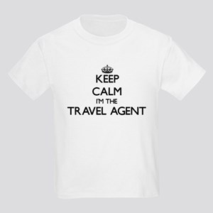 Keep calm I'm the Travel Agent T-Shirt