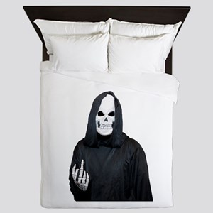 The Reaper Queen Duvet