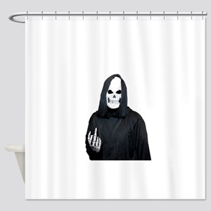 The Reaper Shower Curtain