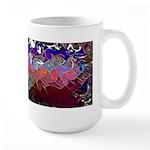 'Berry Bizarre' Large Mug