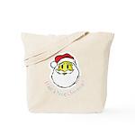 Santa Smiley (1) Tote Bag