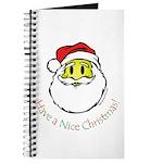 Santa Smiley (1) Journal