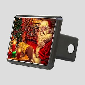 Santa Claus 4 Hitch Cover