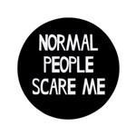 Normal People Scare Me Humor 3.5