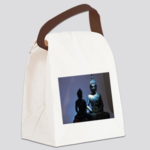 Budda Canvas Lunch Bag