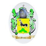 Grosz Ornament (Oval)