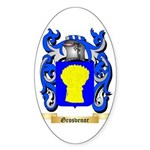 Grosvenor Sticker (Oval 10 pk)