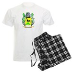 Grosswasser Men's Light Pajamas