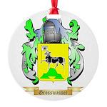 Grosswasser Round Ornament