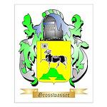 Grosswasser Small Poster