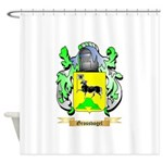 Grossvogel Shower Curtain