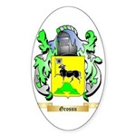 Grossu Sticker (Oval 10 pk)