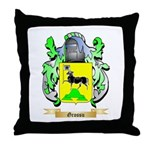 Grossu Throw Pillow