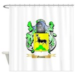 Grossu Shower Curtain