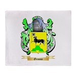 Grosso Throw Blanket