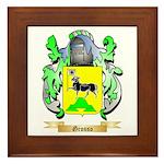 Grosso Framed Tile
