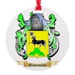 Grossmann Round Ornament