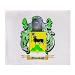Grosskopf Throw Blanket