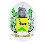 Grosskopf Ornament (Oval)