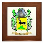 Grossin Framed Tile