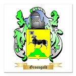 Grossgold Square Car Magnet 3