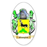 Grossglick Sticker (Oval 50 pk)