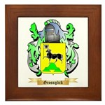 Grossglick Framed Tile