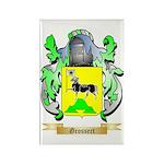 Grossert Rectangle Magnet (100 pack)