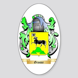 Grosse Sticker (Oval)
