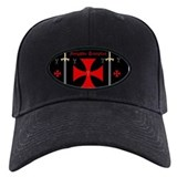 Knights templar Baseball Cap with Patch