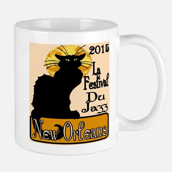 Jazz Fest Chat Mugs