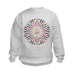 Hypnotic Peace Delight Sweatshirt