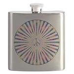 Hypnotic Peace Delight Flask