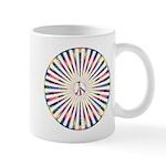 Hypnotic Peace Delight Mugs