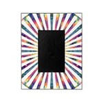 Hypnotic Peace Delight Picture Frame