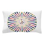 Hypnotic Peace Delight Pillow Case