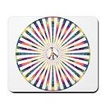 Hypnotic Peace Delight Mousepad